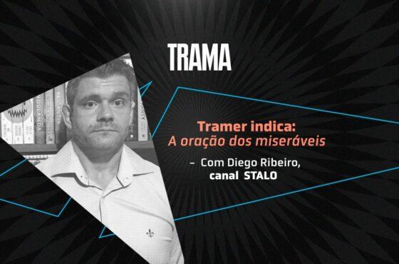 """Diego Ribeiro indica """"A oração dos miseráveis"""""""