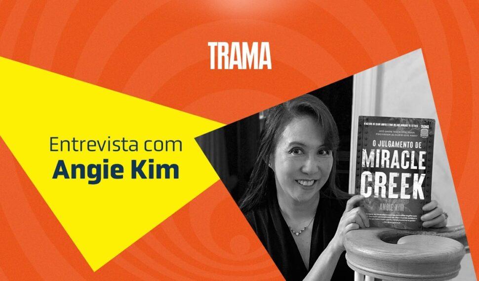 Entrevista com Angie Kim